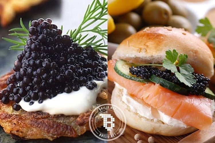 Coba cicipi kaviar, makanan mewah ini diburu artis & konglomerat lho!