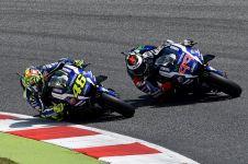 10 Fakta unik MotoGP, satu pebalap berkeringat 2 liter/balapan!