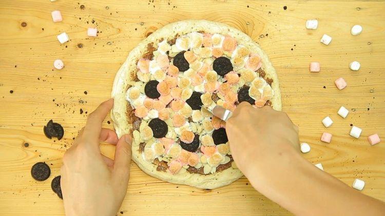 Sugar Crush Pizza, menu kekinian cocok buat buka puasamu, cobain yuk!