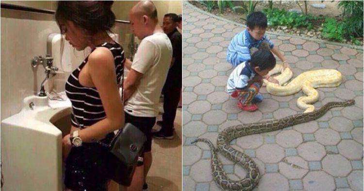 20 Foto konyol dan kocak ini hanya bisa kamu temukan di Thailand
