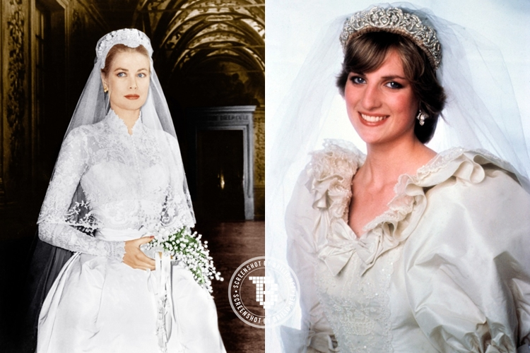 10 Gaun pengantin paling ikonik sepanjang masa, favoritmu yang mana?
