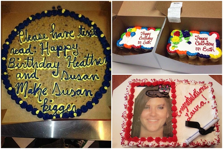 Birthday Cakes That Should Look Good But Don T
