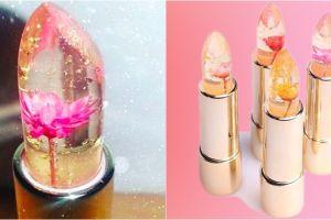 Lipstik transparan ini diklaim paling cantik sedunia, punya 3 warna!