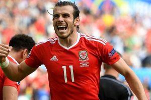 Kegilaan pemain Wales rayakan kekalahan Inggris dari Islandia