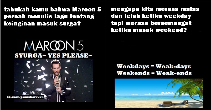 19 Candaan ala Malaysia ini tak kalah kocak dari humor Indonesia