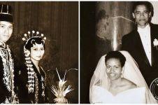 Begini gaya 10 tokoh dunia saat menikah dulu, culun tapi bikin baper!