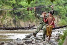 Mesranya 10 foto prewedding ala TNI-Polri, ngalahin pasangan DOTS deh!