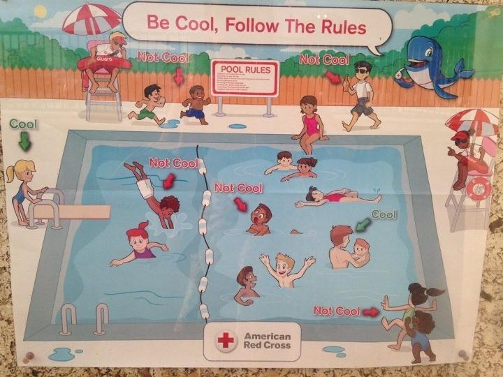 Poster Red Cross rasis © 2016 brilio.net / Red Cross