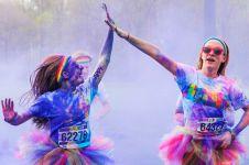 The Color Run, lomba lari yang juga menggembirakan