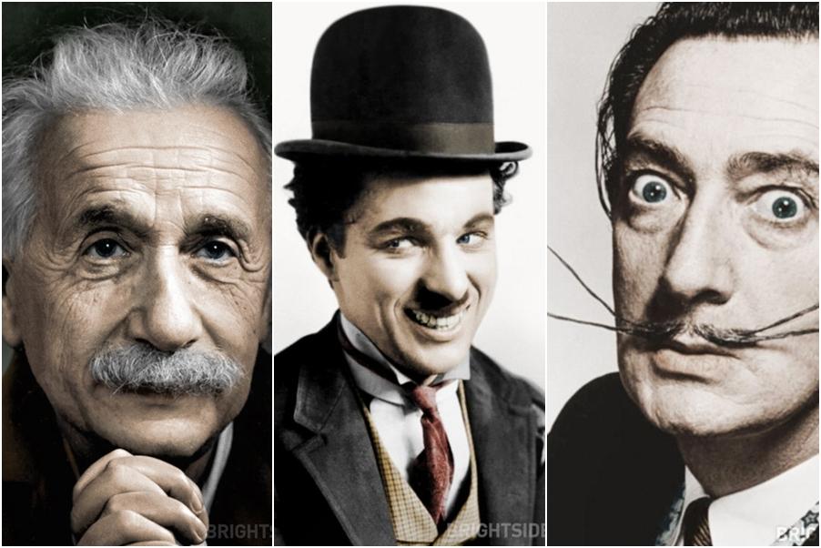 Ini jadinya jika kumis 8 tokoh dunia dicukur habis, bikin pangling!
