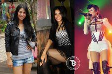 15 Foto Uli Auliani, artis hot Indonesia yang kini jadi penyanyi di AS