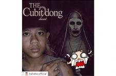 Meme pelesetan judul sinetron & film 'Pengen Dicubit', menohok!