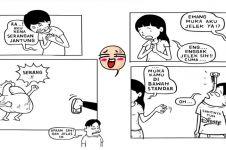 15 Komik ini pelesetkan makna kata dalam obrolan keseharian, kocak!
