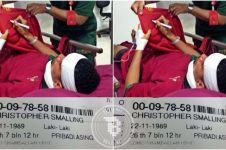 Pemain MU cedera ketika sedang berlibur di Bali