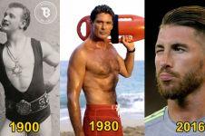 13 Standar cowok macho di dunia sejak tahun 1900 sampai sekarang