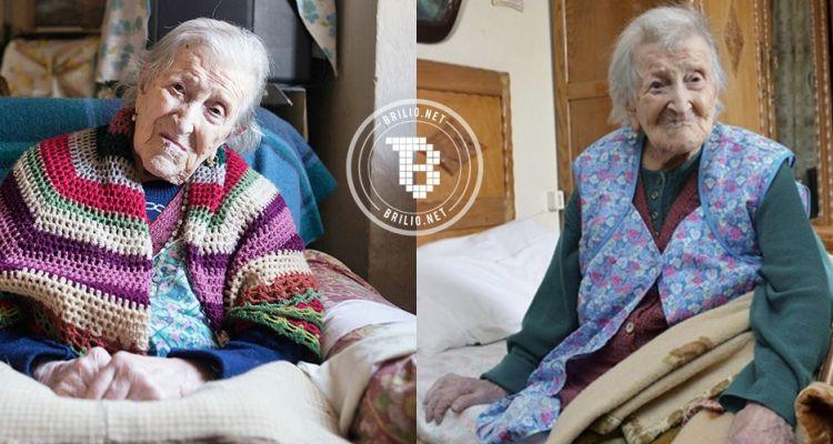 7 Resep awet muda wanita tertua ini bikin kaget, usianya 116 tahun!