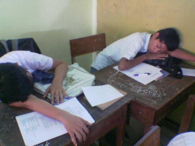 11 Foto ini bukti kelas tempat nyaman untuk tidur, nyenyak banget !