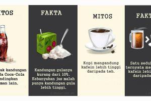 10 Mitos minuman yang banyak diyakini, beneran nggak ya?