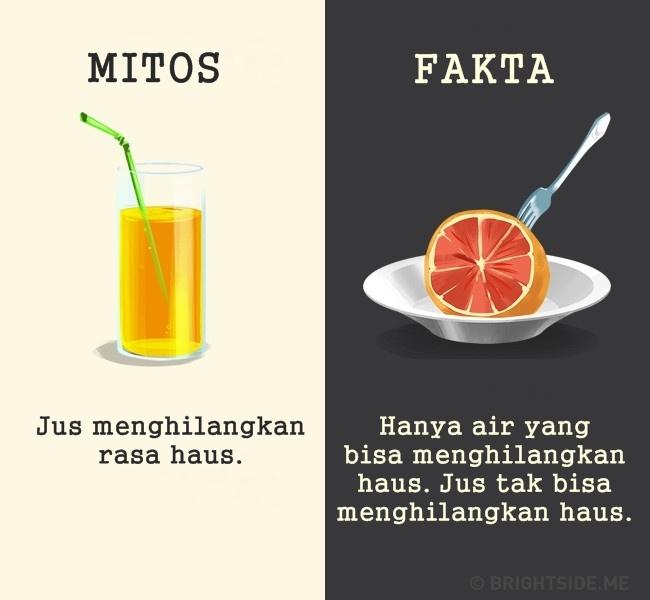 mitos minuman © 2016 brilio.net