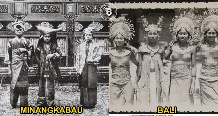10 Foto langka pakaian adat Indonesia zaman dulu, dijamin bikin takjub