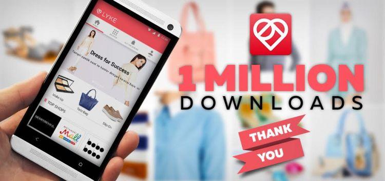 LYKE, aplikasi Mobile Fashion Mall yang lagi digilai anak muda, hits!