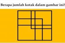 9 Dari 10 orang gagal menebak jumlah kotak di gambar ini, kamu bisa?