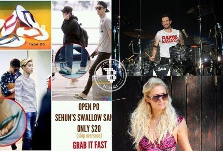 7 Artis Mancanegara Ketahuan Pakai Produk Indonesia