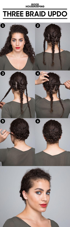 gaya rambut keriting © 2016 brilio.net