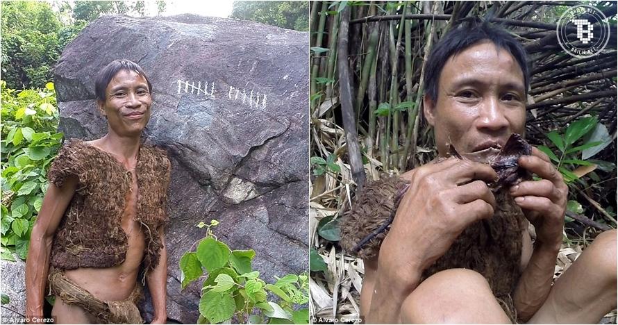 Ho Van Lang, manusia Tarzan dari Vietnam yang hidup 41 tahun di hutan