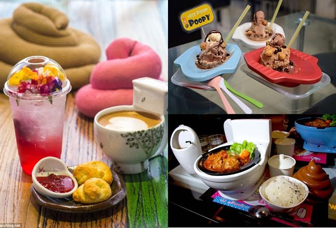 8 Kafe bertema toilet dari berbagai belahan dunia, ada 2 di Indonesia!