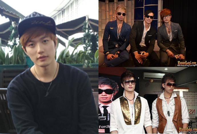 Pernah jadi member boyband Indonesia, nasib bule Korea ini bikin kaget
