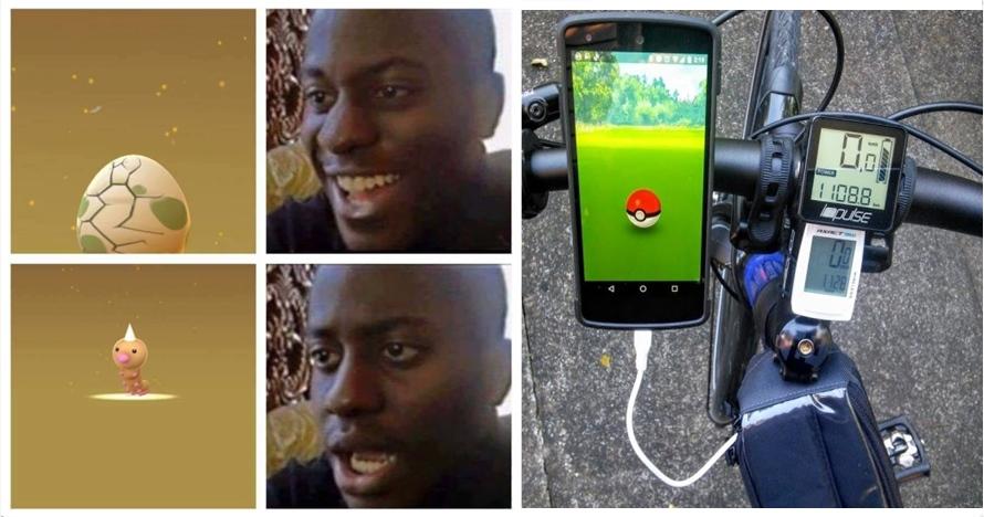 15 Meme yang nggak bakal kamu pahami jika bukan pemain Pokemon Go