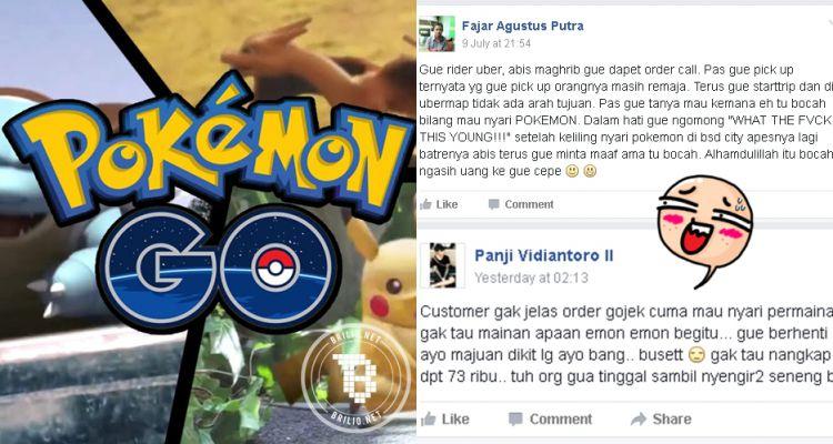 5 Kejadian kocak Pokemon Go, ada yang tangkap Pokemon di rumah mantan