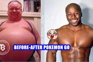 10 Meme before-after Pokemon Go ini bikin kamu semangat olahraga, lho