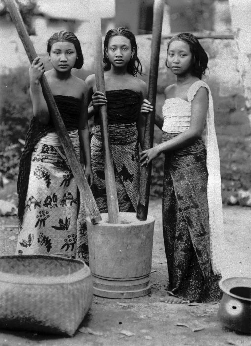 86 Amazing Old Photos Of Indonesian People-5569