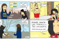12 Komik sindir kelakuan miris ini bisa juga bikin ketawa lho!