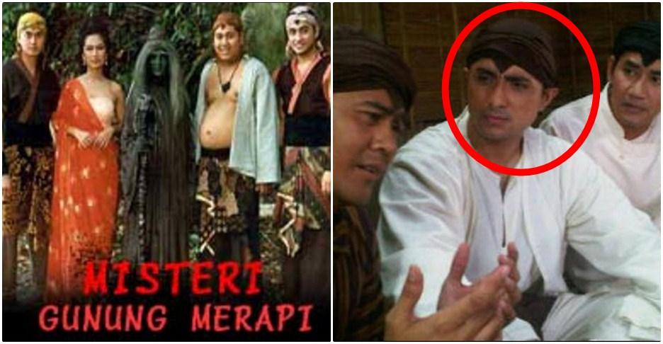Transformasi pemeran Lindu Aji 'Misteri Gunung Merapi', awet ganteng!