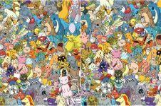Kamu gamers sejati? Coba temukan Pikachu dalam gambar ini!
