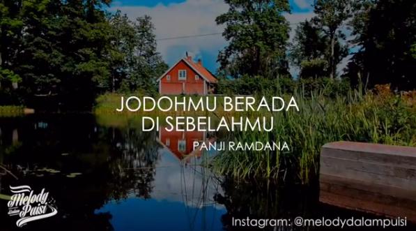 7 Puisi cinta karya Panji Ramdana ini dijamin bikin kamu baper, aw!