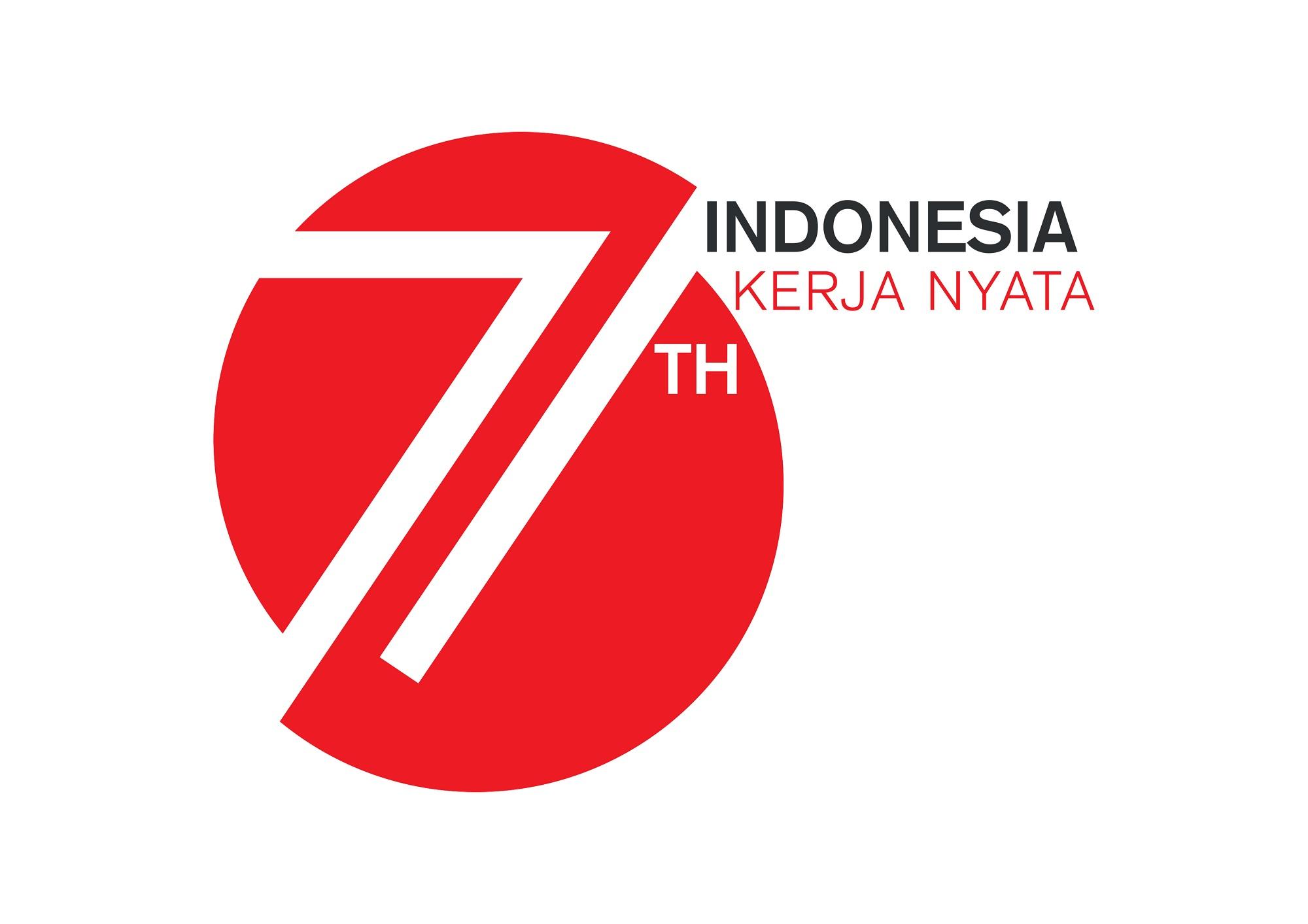 Logo HUT RI ke-71 diduga menjiplak logo ini!