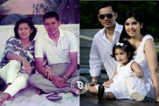 10 Foto ini buktikan Agus Yudhoyono dan SBY mirip banget!