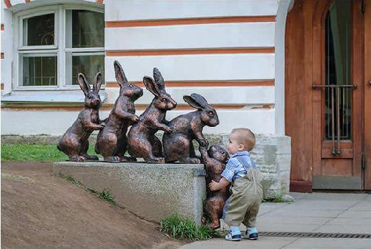 aksi bocah berhati emas © 2016 brilio.net