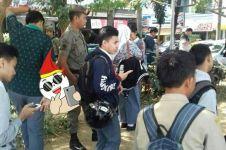 Bolos sekolah demi cari Pokemon, sejumlah pelajar ketangkap Satpol PP