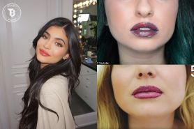14 Hasil coats lipstik yang unik & memukau ini lagi hits, berani coba?