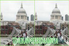 Coba cari 4 perbedaan dua gambar ini dalam semenit, banyak yang gagal!