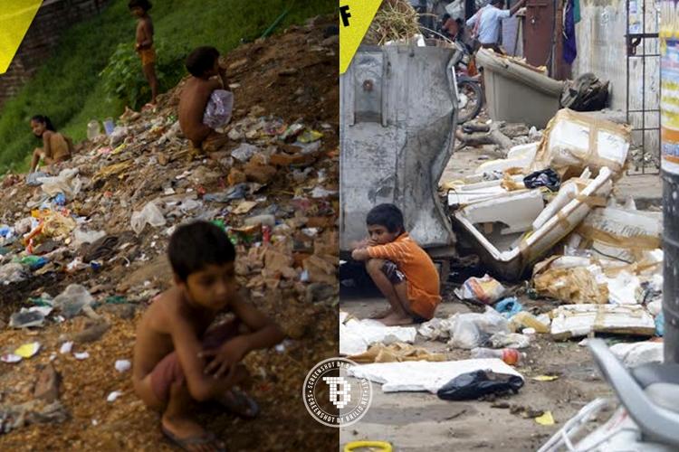 14 Foto tunjukkan buruknya sanitasi di India, duh miris!
