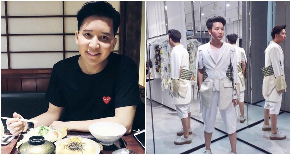 Kerap tampil sebagai fashion desainer, ini koleksi mewah Rangga Sm*sh