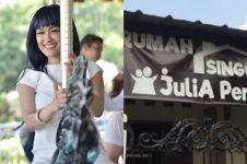 Selain kuliah S2, Julia Perez bangun rumah singgah bagi pejuang kanker