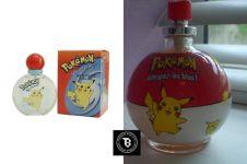Nggak cuma jadi permainan, kini Pokemon ada parfumnya lho!