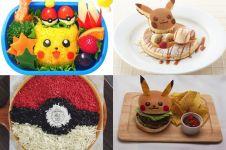 10 Makanan bertema Pokemon, jadi lapar atau malah sayang buat nyantap?
